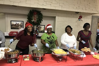 2016 Adopt-A-Family Christmas Luncheon