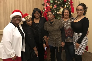 2017 Adopt-A-Family Christmas Luncheon